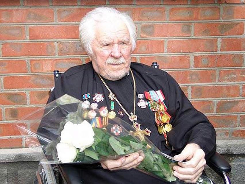 Протоиерей Ариан Пневский в последний год жизни. Фото: Личный архив героя публикации