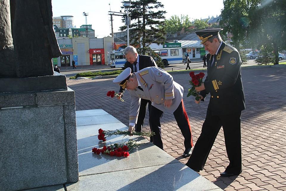 Поздравление 75 летию алтайского края