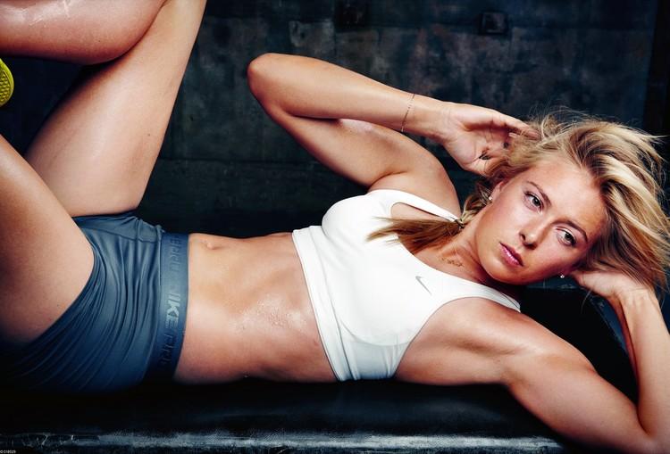 Мария Шарапова долгие годы была лицом компании Nike