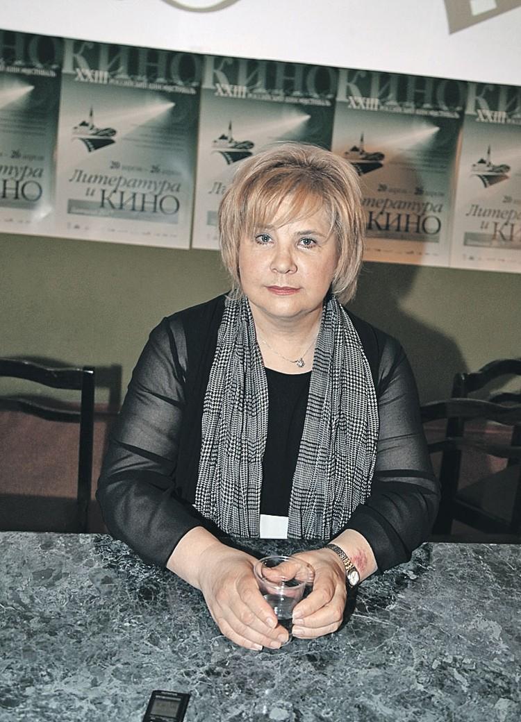 Татьяна Догилева получает 45 тысяч. Как говорится, жить можно.