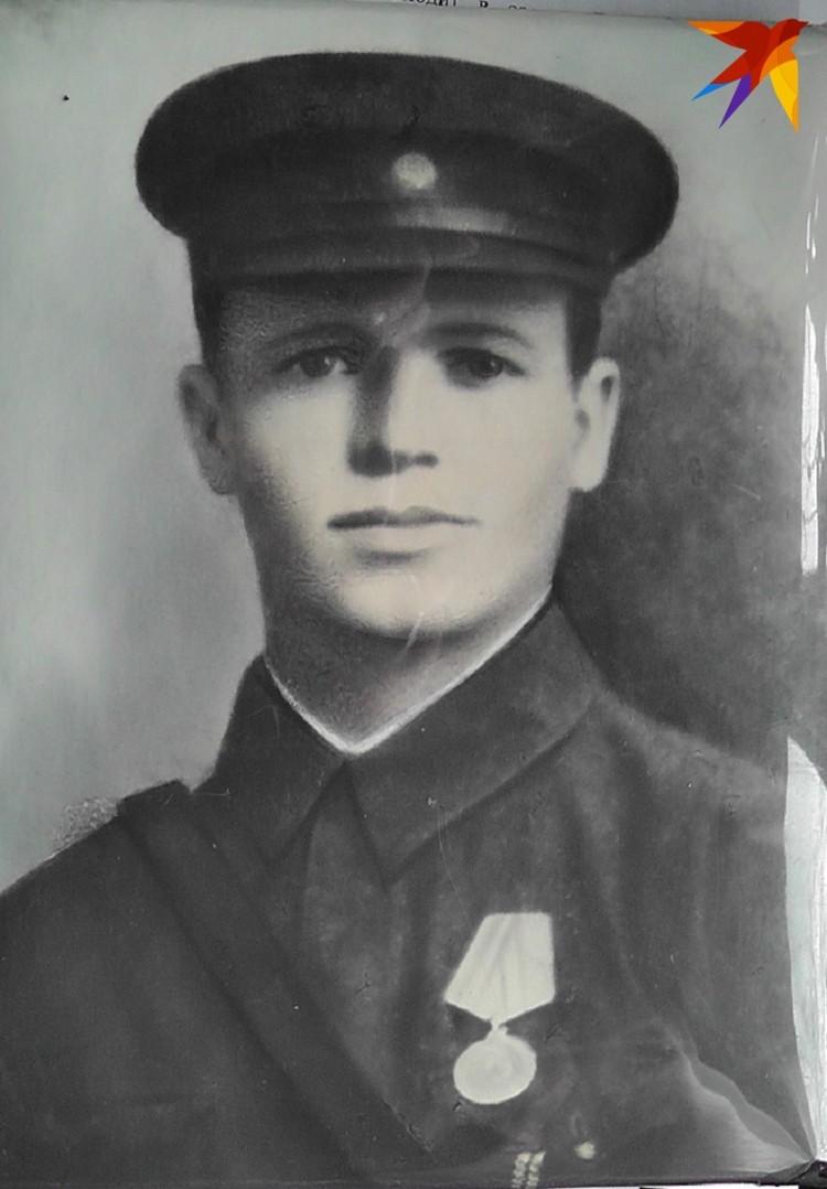 Николай Михайлович Кузнецов в 61-м партизанском отряде командовал отделением, взводом, а затем стал замом комиссара. Фото: архив.