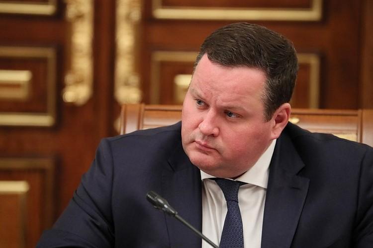 Министр труда Антон Котяков. Фото: Екатерина Штукина/ТАСС