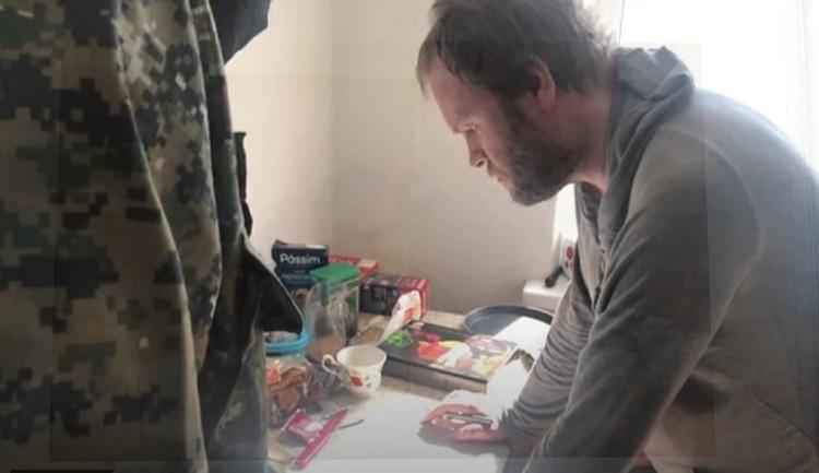 Дома у Шабанова произведен обыск