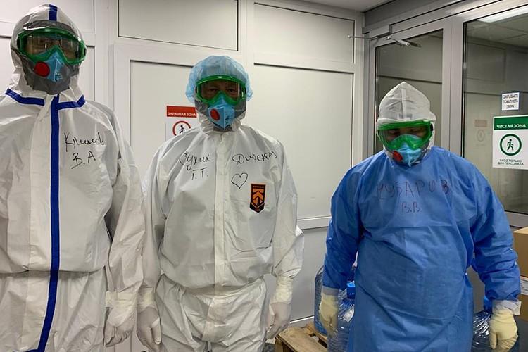 Геннадий Сухих считает, что эпидемия коронавируса идет на спад