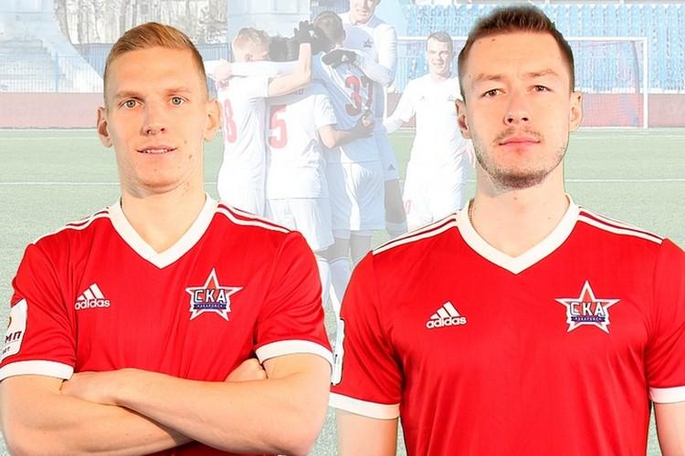 Хабаровскую команду так же покинули нападающий Эдуард Булия и полузащитник Михаил Гащенков