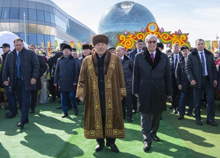 Президент Казахстана Касым-Жомарт Токаев: «Первый президент Нурсултан Назарбаев – фигура исторического масштаба, основатель современного Казахстана.» Фото: РИА Новости