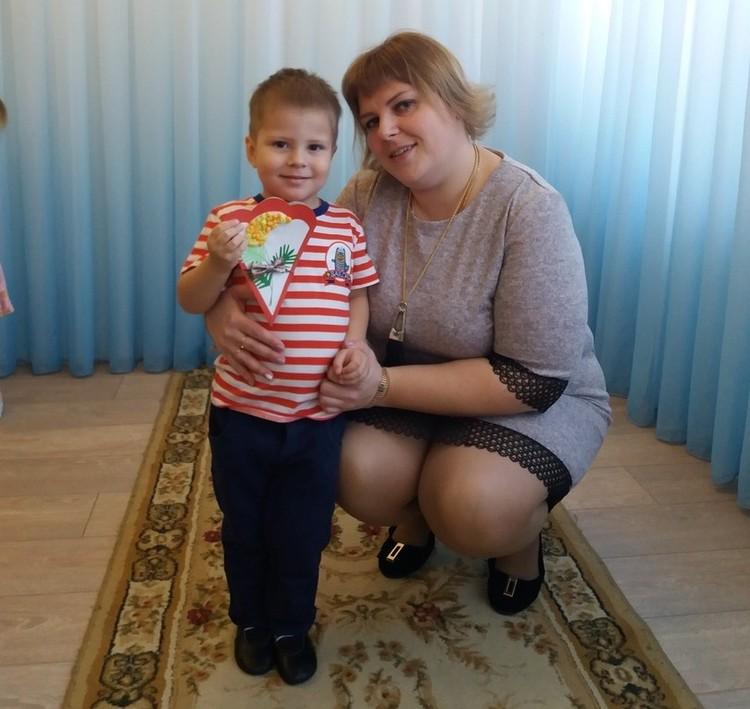 Оксана Келарь на своем опыте поняла, насколько образовательные проекты необходимы молодым мам.