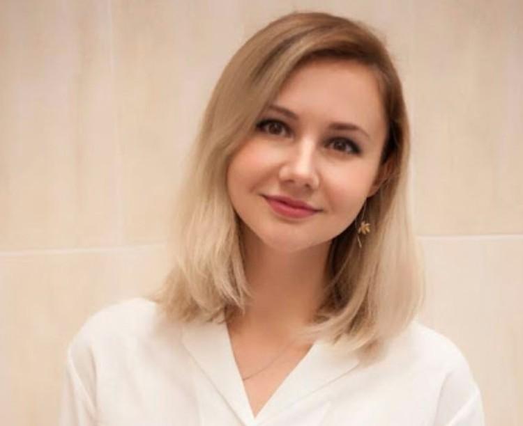 Заместитель главного врача по медицинской части КДЦ «Арбатский» Пироговского Центра, кандидат медицинских наук Анастасия Самкова.