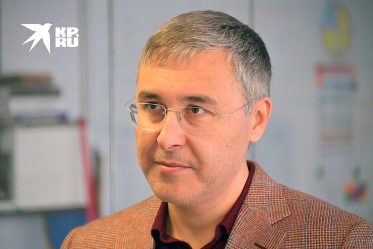 Министр науки и высшего образования Валерий Фальков.