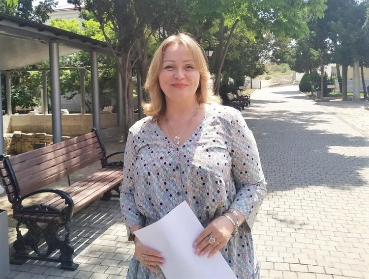 Директор музея-заповедника Елена Морозова надеется, что туристический сезон в Севастополе пройдет успешно