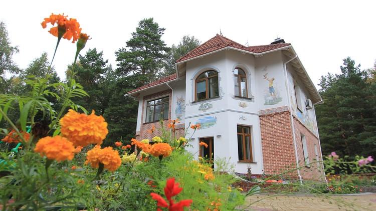 Хоспис строили два года Фото: БЦ помощи детям «Радуга»