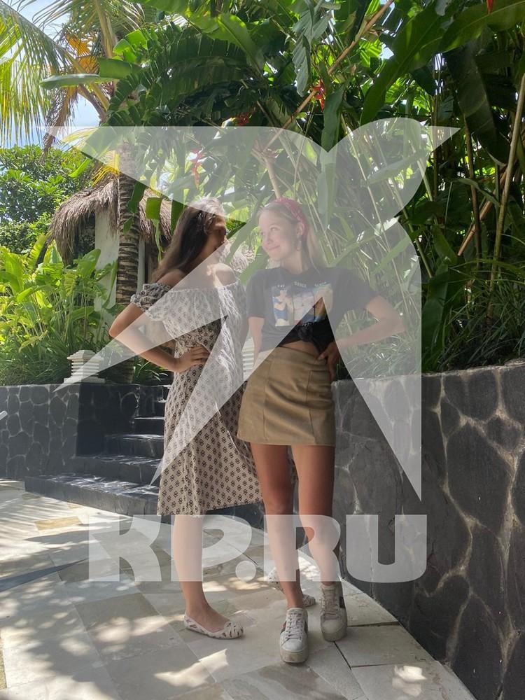 Настя помогли переехать на Бали друзья Фото: предоставлено Андрей и Анастасия Лебедевыми