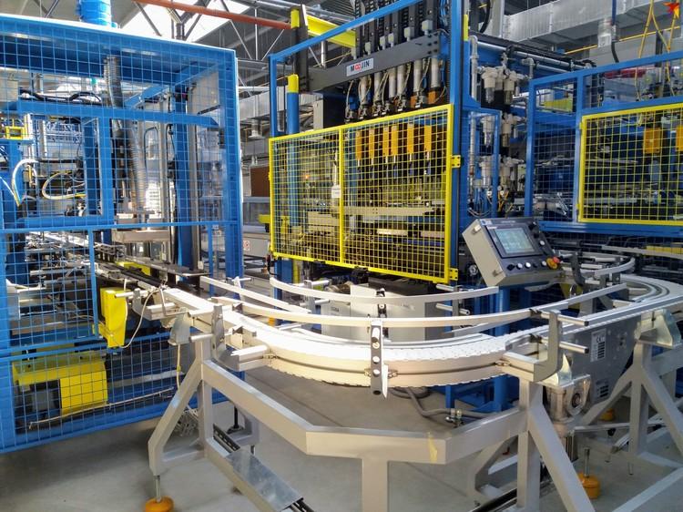 Завод построен в Свободной экономической зоне Брест, он готов к запуску.