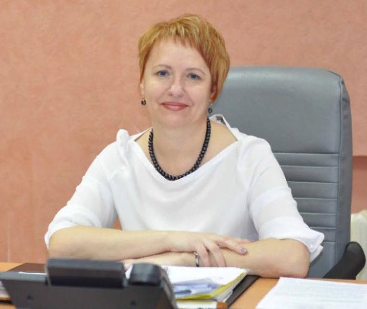 Марина Середкина сейчас вместе с коллегами на передовой борьбы с COVID-19. Фото: Братская районная больница