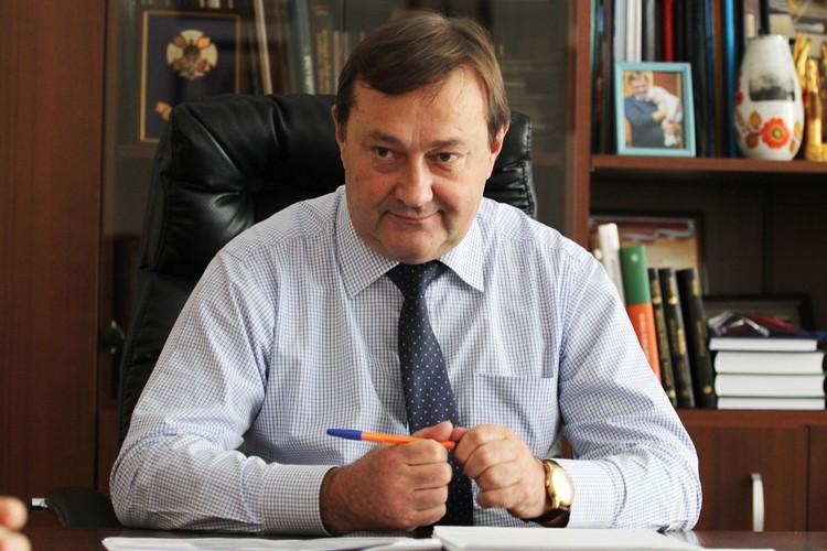 Владимир Новожилов, главный врач Ивано- Матренинской детской больницы, считает, что в регионе много талантливых докторов.