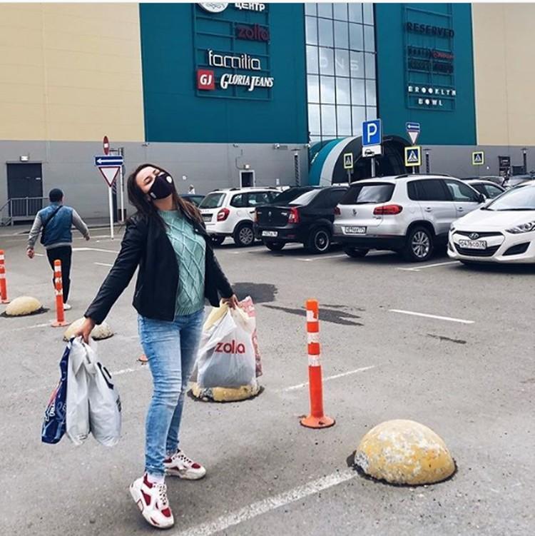 """Многие ТРЦ привлекали посетителей в соцсетях тотальными распродажами. Фото: из аккаунта ТРЦ """"Сити Молл"""" в Instagram"""