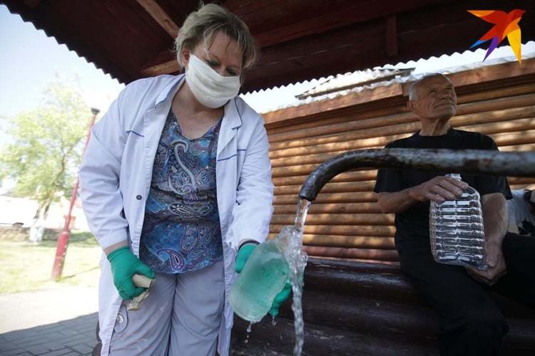 Специалист региональных центров гигиены и эпидемиологии.