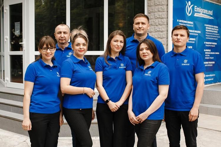 На каждом этапе специалисты Многофункционального Центра документов Emigrare.md готовы оказать квалифицированную помощь.