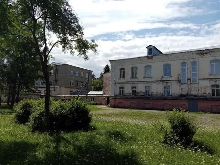 Интернат, где Вера Ионова «мотала срок» с 1992 по 2002