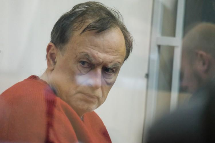 Соколов устроил истерику в суде