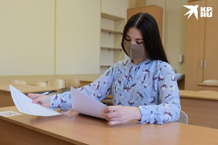 35 722 человека будут сдавать ЕГЭ в Петербурге в этом году.