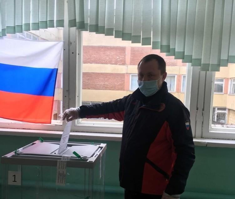 "А.С. Пушкин. Фото со страницы ""ВКонтакте"""