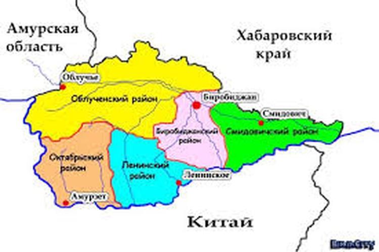 Заболеваемость по регионам в ЕАО на 30 июня