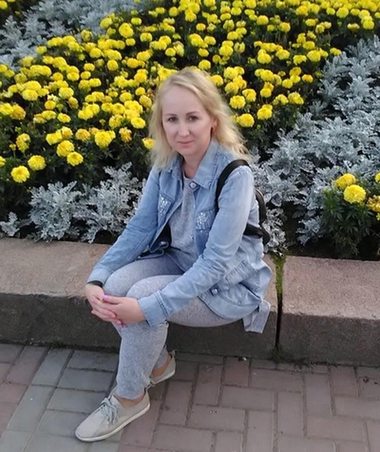 Психолог Юлия Подорова, Фото из архива героини публикации