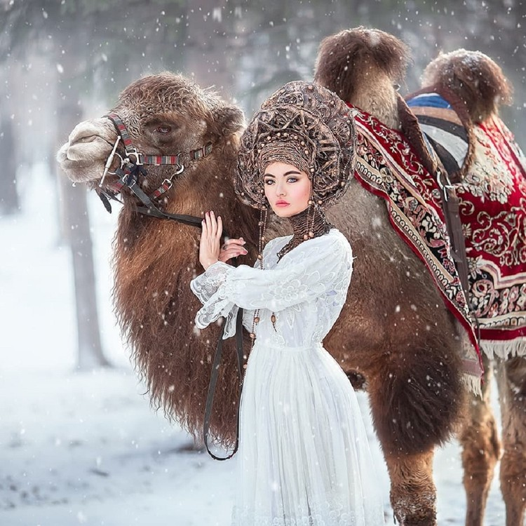 Фантазия фотографа не имеет границ. Фото: Катерина КАРЕТКИНА