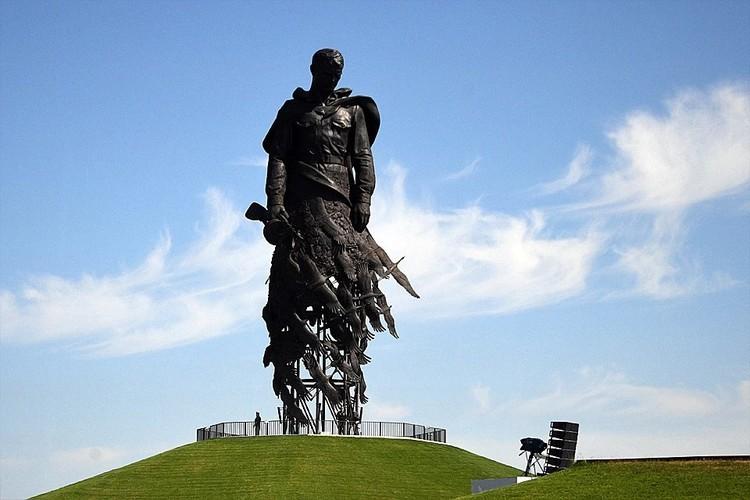 30 июня состоялось торжественное открытие Ржевского мемориала Советскому солдату