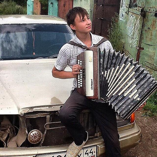 Из Костромы покорять Москву Артем уехал, не попрощавшись Фото: Личная страница героя публикации в соцсети