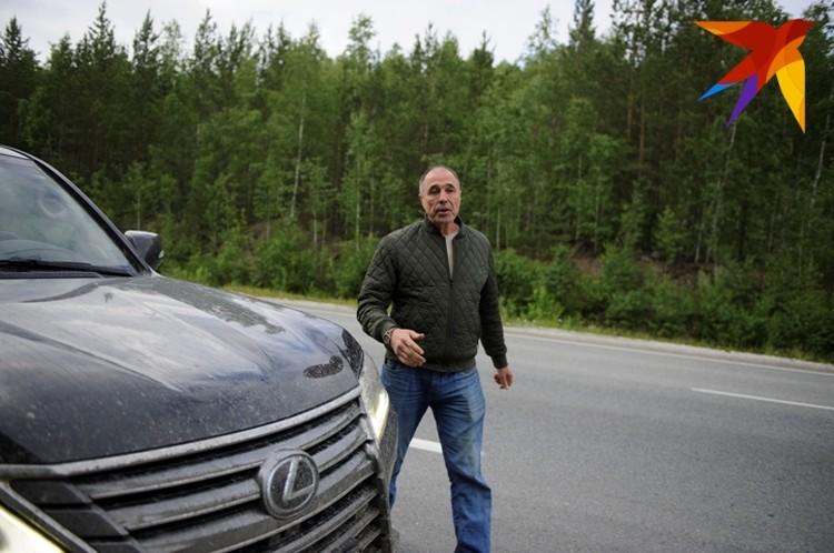 """Юморист из """"Уральских пельменей"""" Дмитрий Соколов примчался на подмогу к Сергию."""