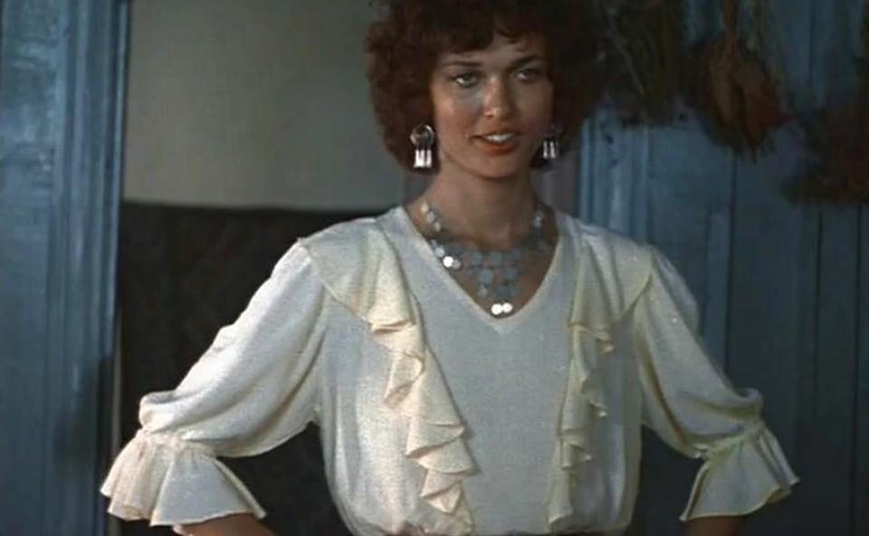 Цыганка Настя любила Будулая, но вышла за шофера Мишу. Фото: кадр из фильма