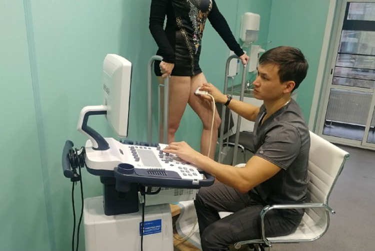 Ким Андрей Денсунович, врач хирург-флеболог, стаж: 14 лет.