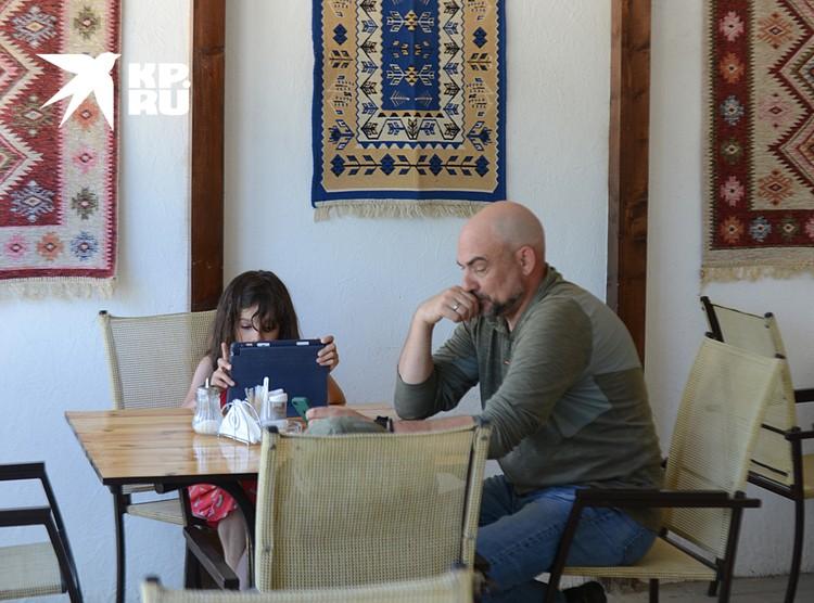 В Крыму можно найти трактир на любой вкус и кошелек