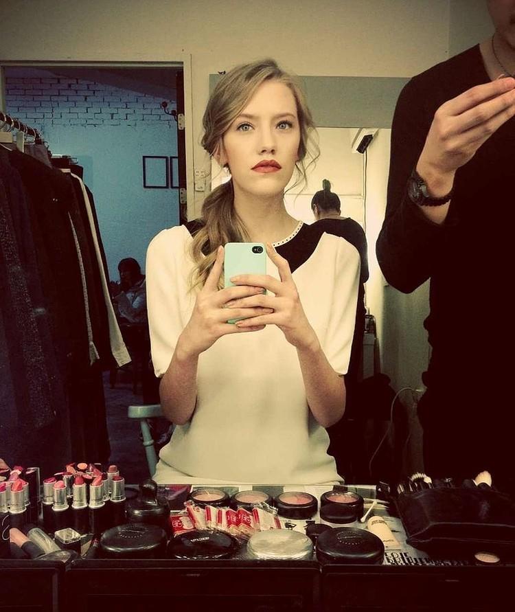 В понедельник 26-летняя модель Дарья Фисун дала показания в следственном отделе.