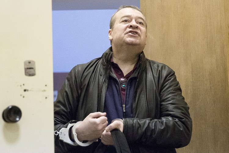 Леонид Маркелов. Фото: Михаил Солунин/ТАСС
