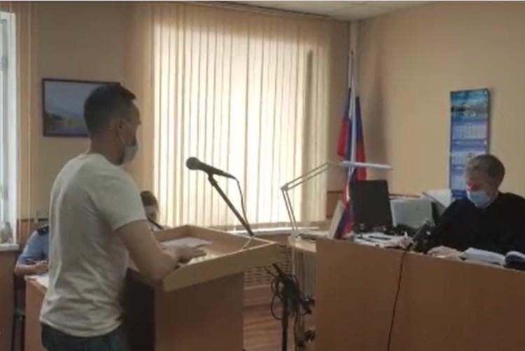 По словам Ивана, водитель Lexus не хотел верить, что сбитая им девушка умерла