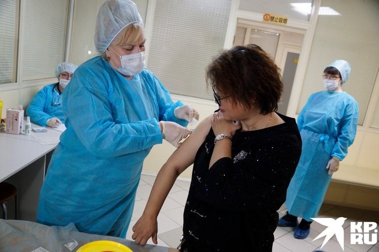 Вакцинация, сделанная вовремя, спасет от недуга.
