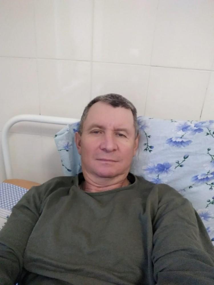 Пропал 53-летний Андрея 4 июля.