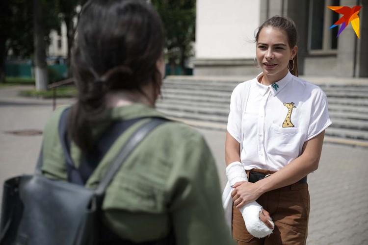 Аня получила трамву на тренировке и не смогла сдать ЦТ по биологии в основные дни
