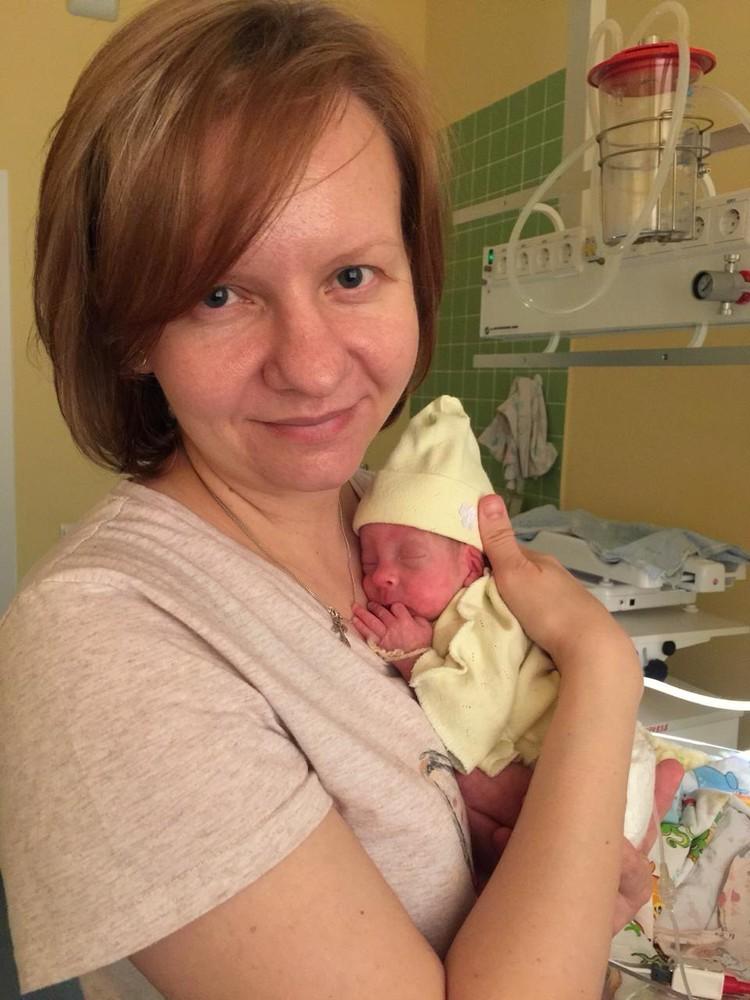 Наталья о ребенке мечтала целых 10 лет