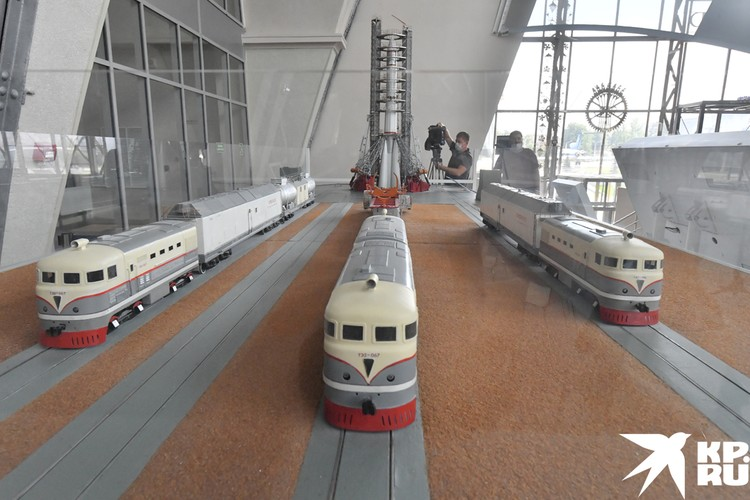 Новую зону можно найти в правой части центра, в разделе «КБ-2. Конструкторское бюро», рядом с макетом самого космодрома.