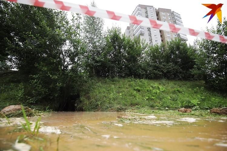 Утечку воды локализовали утром 29 июля.
