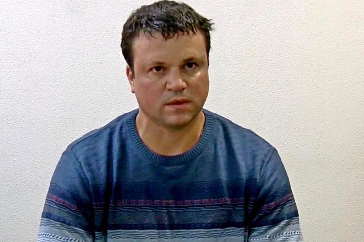 Полковник Главного управления разведки Украины Алексей Стогний был задержан 15 ноября 2016 года.