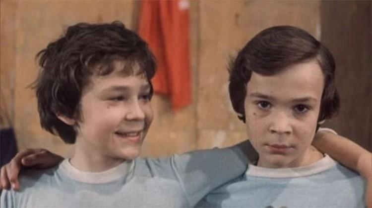 Братья Торсуевы до того, как им осветлили волосы. Фото: личный архив семьи Торсуевых.