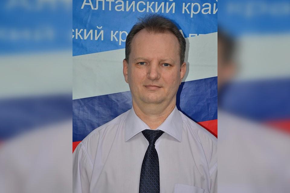 Иосиф Кременских. Фото: сайт АлтГПУ