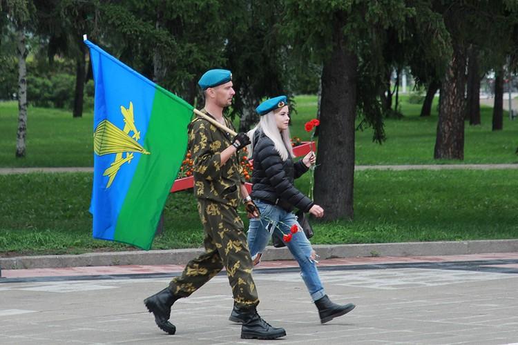 """День ВДВ в Иркутске 2020: """"Никто кроме нас!"""""""