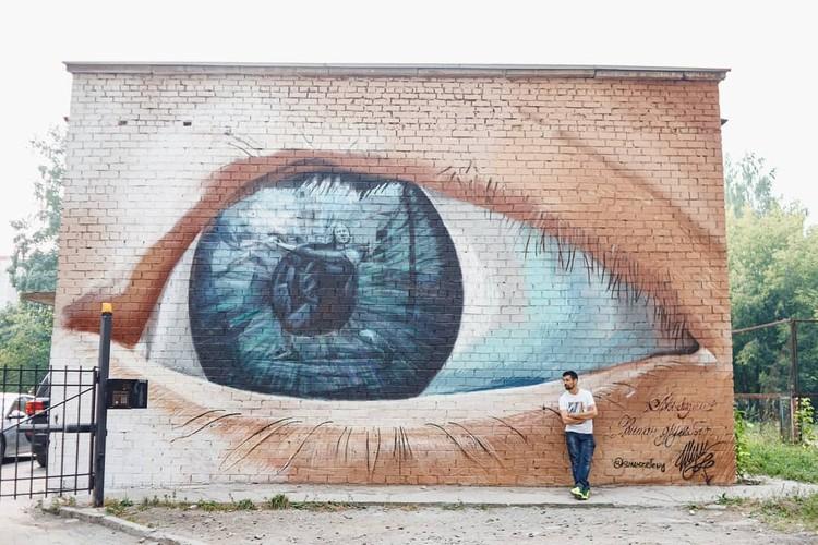 Фото: организаторы Public Art в Instagram