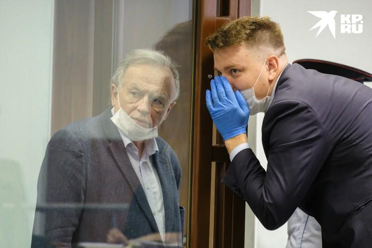 Лукьянов теперь ведет два дела расчленителей из Петербурга.